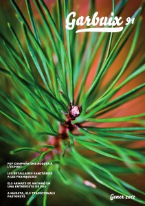 Portada Revista Garbui 91