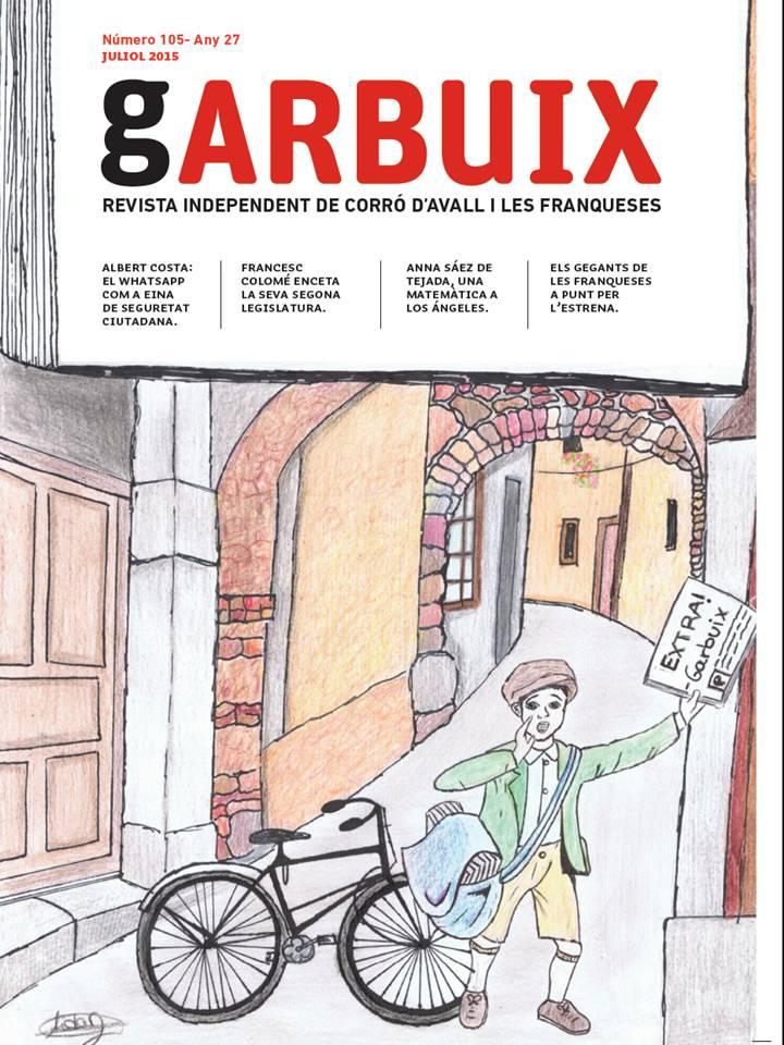 Portada Garbuix 105